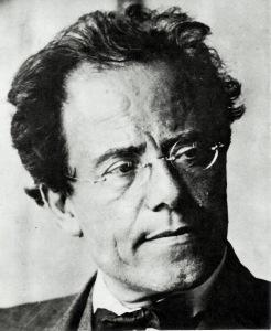 Mahler (1907?). (From GustavMahler.com)